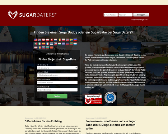 SugarDaters.de